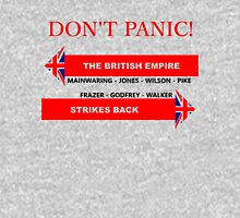 Dad's Army Don't Panic T Shirt and Hoodie T-Shirt