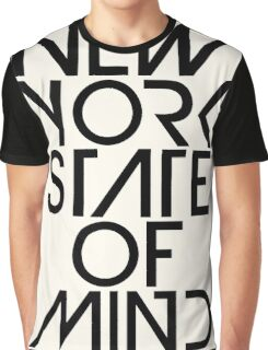 New York State of Mind Graphic T-Shirt
