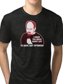 Louis C.K. Tri-blend T-Shirt