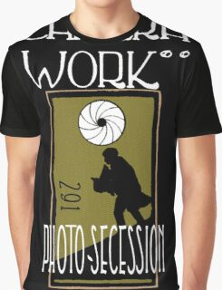 CAMERA WORK - 291 - Photo Secession Graphic T-Shirt