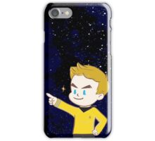 Star trek - James T. kirk iPhone Case/Skin