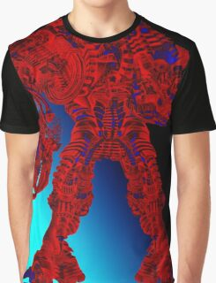 Red Dreadnought  Graphic T-Shirt