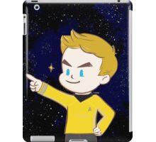 Star trek - James T. kirk iPad Case/Skin