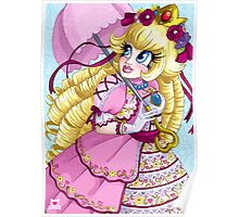 Lolita Princess Peach Poster