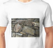 Natural Rock Wall Unisex T-Shirt