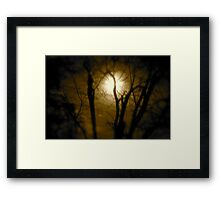 """The View From My Window . by Brown Sugar .The View From My Window . by Brown Sugar ."""" was featured in Painted Nature & Object… Framed Print"""