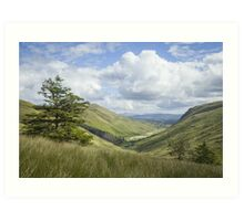 Glengesh Pass, Co. Donegal Art Print