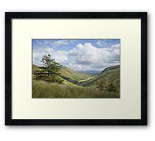 Glengesh Pass, Co. Donegal Framed Print