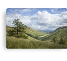 Glengesh Pass, Co. Donegal Canvas Print
