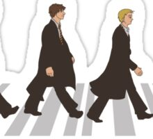 The Marauders Beatles Sticker