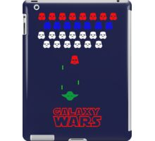 8-bit wars iPad Case/Skin
