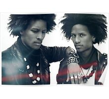 Les Twins  Poster