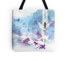 Waterfall Key image 2 Tote Bag