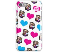 love me iPhone Case/Skin