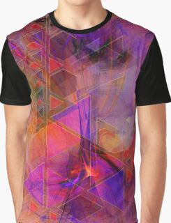 Vibrant Echoes - By John Robert Beck Graphic T-Shirt
