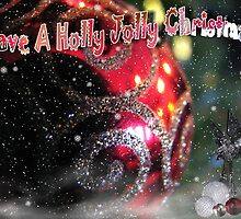 Holly Jolly Christmas  by Greta  McLaughlin