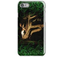 Guardian of the wood iPhone Case/Skin