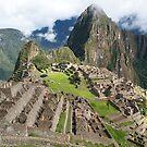 South America by Natasha M