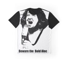 Janey: The Bold Alec Graphic T-Shirt