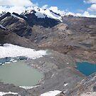 Cordillera Apolobamba, Bolivia by Natasha M