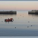 Harbour at Dusk by dOlier