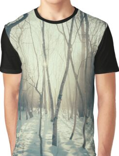 Peaceful Forrest Graphic T-Shirt