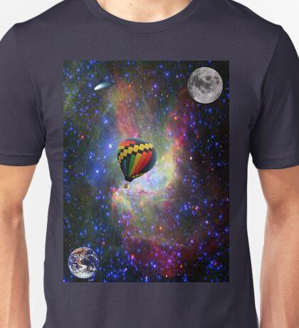 Space exploration Unisex T-Shirt