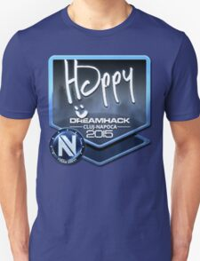 Happy | DH Cluj-Napoca T-Shirt