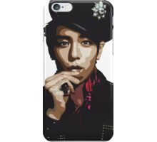TOP BigBang kpop  iPhone Case/Skin