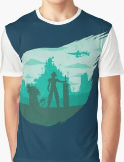 Valley of the fallen star Graphic T-Shirt