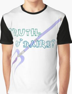 Truth or Dare? Graphic T-Shirt