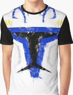 Minimalist Captain Rex Graphic T-Shirt