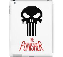 8-bit punisher iPad Case/Skin