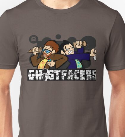 Ghostfacers! Unisex T-Shirt