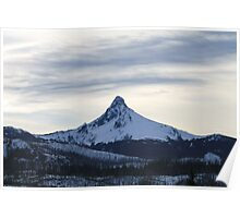 Mt Washington Poster