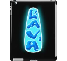 Lava lamp! iPad Case/Skin