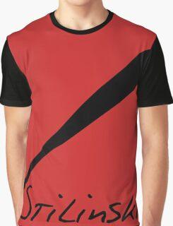 Baseball Bat Graphic T-Shirt