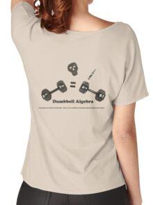 Dumbbell Algebra Women's Relaxed Fit T-Shirt