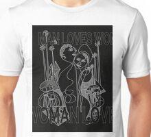 Manloveswomanwomanlovesman Unisex T-Shirt