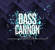 Bass Cannon   Dubstep iPhone Covers by Moe Pike Soe