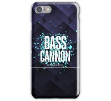 Bass Cannon | Dubstep iPhone Covers iPhone Case/Skin