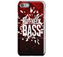 Ruffneck Bass | Dubstep iPhone Covers iPhone Case/Skin