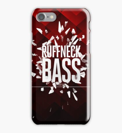 Ruffneck Bass   Dubstep iPhone Covers iPhone Case/Skin