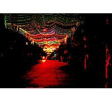 Sai Gon at night! Photographic Print