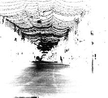 Sai Gon at night - BW negatives by Nhan Ngo