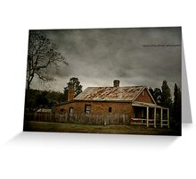 Country Living Hill End Greeting Card