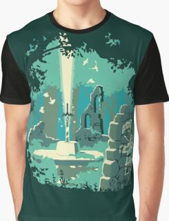 Between Two Worlds Graphic T-Shirt