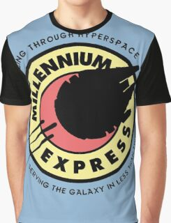 Millennium Express Graphic T-Shirt