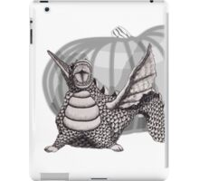 Halloween monster iPad Case/Skin
