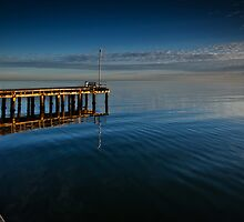 Frankston Pier - Calm by hangingpixels